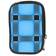 Wall Blue Steel Light Creative Compact Camera Cases