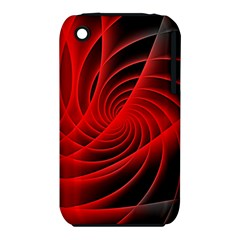Red Abstract Art Background Digital Iphone 3s/3gs