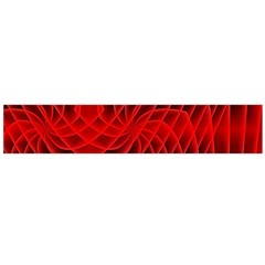 Abstract Red Art Background Digital Large Flano Scarf  by Nexatart