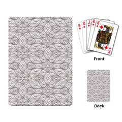 Background Wall Stone Carved White Playing Card by Nexatart