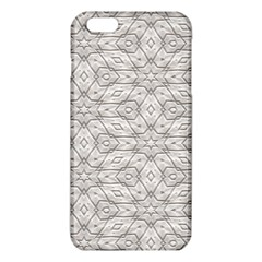 Background Wall Stone Carved White Iphone 6 Plus/6s Plus Tpu Case