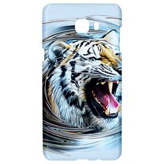 Tiger Animal Art Swirl Decorative Samsung C9 Pro Hardshell Case  by Nexatart