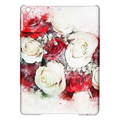 Flowers Roses Bouquet Art Nature Ipad Air Hardshell Cases