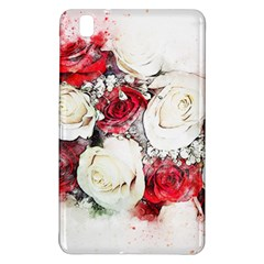 Flowers Roses Bouquet Art Nature Samsung Galaxy Tab Pro 8 4 Hardshell Case