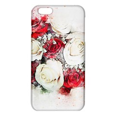 Flowers Roses Bouquet Art Nature Iphone 6 Plus/6s Plus Tpu Case by Nexatart