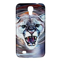 Cougar Animal Art Swirl Decorative Samsung Galaxy Mega 6 3  I9200 Hardshell Case by Nexatart