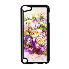Flowers Bouquet Art Nature Apple Ipod Touch 5 Case (black) by Nexatart