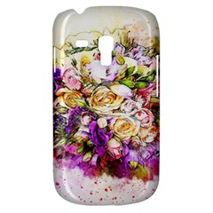 Flowers Bouquet Art Nature Galaxy S3 Mini by Nexatart