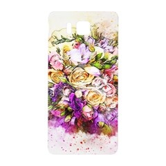 Flowers Bouquet Art Nature Samsung Galaxy Alpha Hardshell Back Case by Nexatart