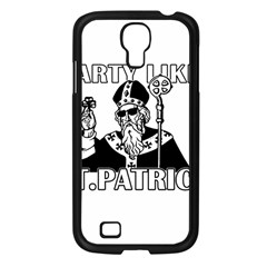 St  Patricks Day  Samsung Galaxy S4 I9500/ I9505 Case (black)