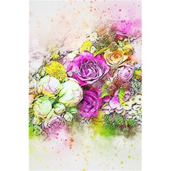 Flowers Bouquet Art Nature 5 5  X 8 5  Notebooks by Nexatart