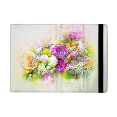 Flowers Bouquet Art Nature Ipad Mini 2 Flip Cases by Nexatart