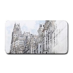 Architecture Building Design Medium Bar Mats