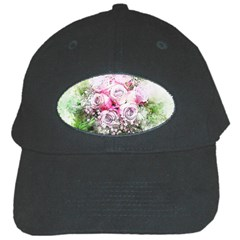 Flowers Bouquet Art Nature Black Cap