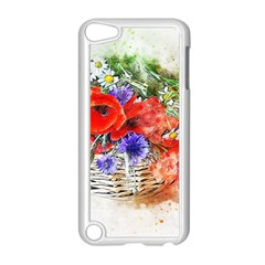 Flowers Bouquet Art Nature Apple Ipod Touch 5 Case (white) by Nexatart