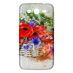 Flowers Bouquet Art Nature Samsung Galaxy Mega 5 8 I9152 Hardshell Case  by Nexatart