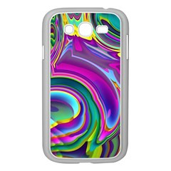 Background Art Abstract Watercolor Samsung Galaxy Grand Duos I9082 Case (white) by Nexatart