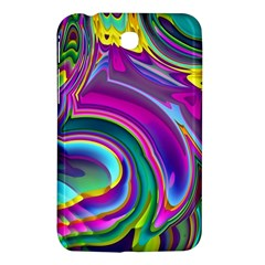 Background Art Abstract Watercolor Samsung Galaxy Tab 3 (7 ) P3200 Hardshell Case  by Nexatart