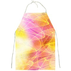 Background Art Abstract Watercolor Full Print Aprons
