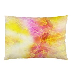 Background Art Abstract Watercolor Pillow Case (two Sides)
