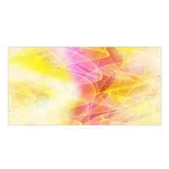 Background Art Abstract Watercolor Satin Shawl by Nexatart