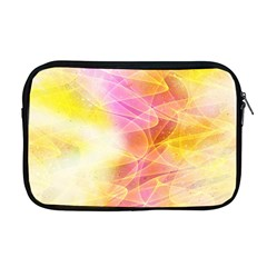 Background Art Abstract Watercolor Apple Macbook Pro 17  Zipper Case