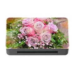 Flowers Bouquet Wedding Art Nature Memory Card Reader With Cf by Nexatart
