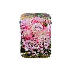 Flowers Bouquet Wedding Art Nature Apple Ipad Mini Protective Soft Cases by Nexatart