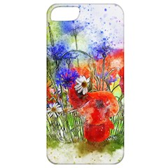 Flowers Bouquet Art Nature Apple Iphone 5 Classic Hardshell Case