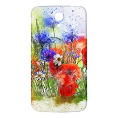 Flowers Bouquet Art Nature Samsung Galaxy Mega I9200 Hardshell Back Case by Nexatart