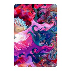 Background Art Abstract Watercolor Samsung Galaxy Tab Pro 12 2 Hardshell Case by Nexatart