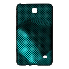Background Sphere Ball Metal Blue Samsung Galaxy Tab 4 (7 ) Hardshell Case  by Nexatart