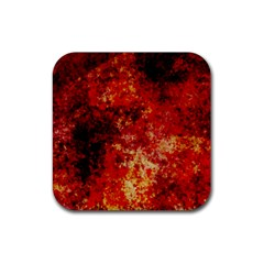 Background Art Abstract Watercolor Rubber Coaster (square)  by Nexatart