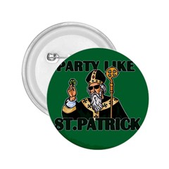 St  Patricks Day  2 25  Buttons by Valentinaart