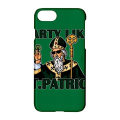 St  Patricks Day  Apple Iphone 8 Hardshell Case by Valentinaart