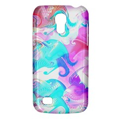 Background Art Abstract Watercolor Pattern Galaxy S4 Mini