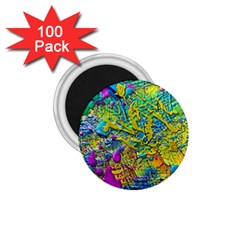 Background Art Abstract Watercolor 1 75  Magnets (100 Pack)  by Nexatart