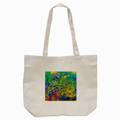 Background Art Abstract Watercolor Tote Bag (cream) by Nexatart