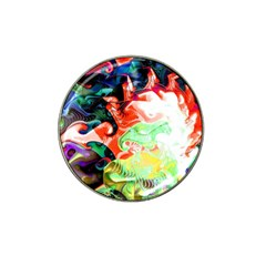 Background Art Abstract Watercolor Hat Clip Ball Marker (10 Pack) by Nexatart