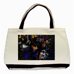 Mask Carnaval Woman Art Abstract Basic Tote Bag by Nexatart
