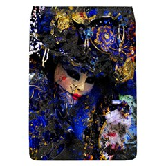 Mask Carnaval Woman Art Abstract Flap Covers (l)  by Nexatart