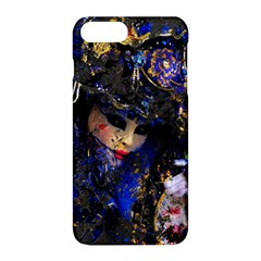 Mask Carnaval Woman Art Abstract Apple Iphone 8 Plus Hardshell Case by Nexatart