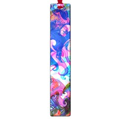 Background Art Abstract Watercolor Large Book Marks by Nexatart