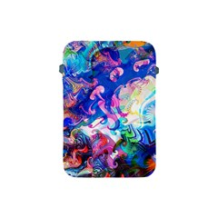Background Art Abstract Watercolor Apple Ipad Mini Protective Soft Cases by Nexatart