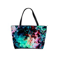 Background Art Abstract Watercolor Shoulder Handbags by Nexatart