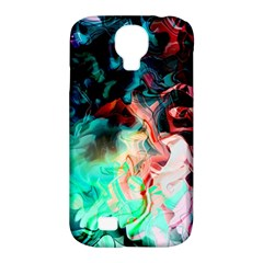 Background Art Abstract Watercolor Samsung Galaxy S4 Classic Hardshell Case (pc+silicone) by Nexatart