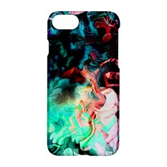 Background Art Abstract Watercolor Apple Iphone 8 Hardshell Case by Nexatart