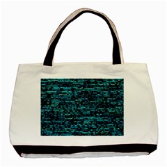 Wall Metal Steel Reflexions Basic Tote Bag by Nexatart