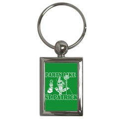 St  Patricks Day  Key Chains (rectangle)  by Valentinaart