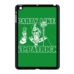 St  Patricks Day  Apple Ipad Mini Case (black)